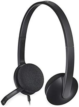 Top 10 Best logitech usb headset h340