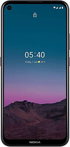 Nokia 5.4 Smartphone mit 6,39-Zoll-HD+-Display, 4 GB RAM, 128 GB Speicher, 48-MP-Vierfach-Kamera, Qualcomm Snapdragon 662, 2 Tagen Akkulaufzeit und Android-Upgrades, Dual-SIM - Dusk - 2