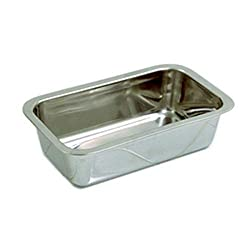 one of the best stainless steel pan for meatloaf