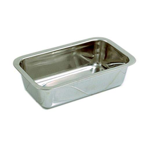 Norpro 3849 Stainless Steel Loaf Pan, 1 EA, As Shown