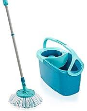 Leifheit Clean Twist Mop, Turkusowy