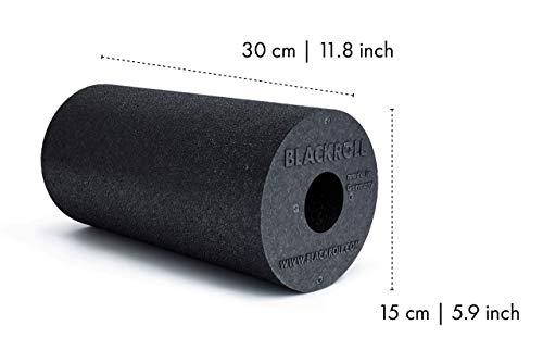 Blackroll Standard Selbstmassagerolle, Faszientraining – verschiedene Farben – mit interaktivem Booklet - 2