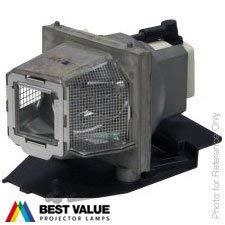 Alda PQ Beamerlampe BL-FP180B / EC.J3401.001 / SP.82Y01G.C01 für ACER PD311, PD323, GEHA Compact 215, NOBO X20P, OPTOMA EP7150 Projektoren, Lampenmodul mit Gehäuse