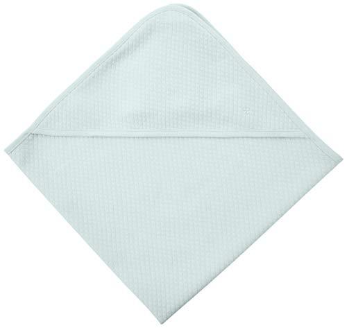 Noppies Unisex Baby U Bath Cape Nus 75x75cm Kleinkind-Bademantel, Grey Mint C175, 75x75 cm