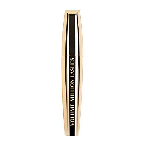 L'Oréal Paris Volume Million Lashes Mascara schwarz, Wimperntusche für extra Volumen und Defintion, mit Wimpern-Multiplizier-System (1 x 10,7ml)