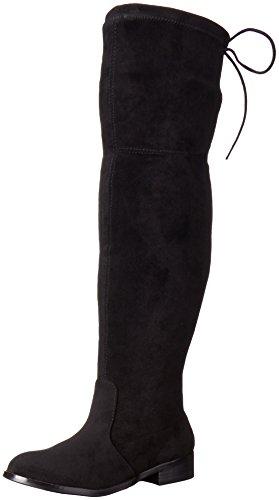 Very Volatile Women's Briar Riding Boot, Black, 7.5 B US