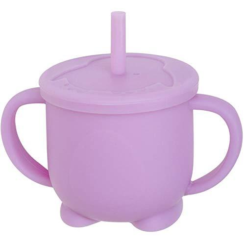Weingläser Kaffeebecher Geschenk Trinkbecher Essbar Auslaufsicher Tragbarer Pudding Milchwasser Zusammenklappbarer Silikonbecherdeckel Becher, 3
