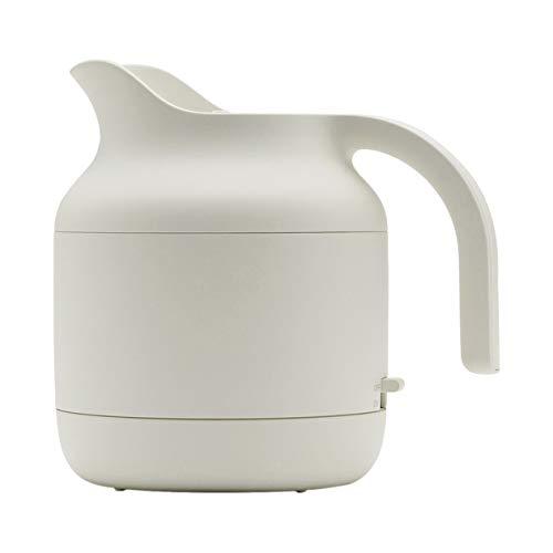 MUJI Electric Kettle Jug White designed by Naoto Fukasawa MJ_EK5A 100V...