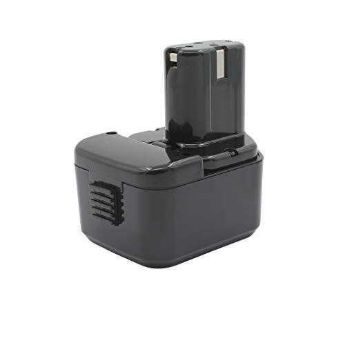 KINSUN vervangende elektrische gereedschapsbatterij 12V 3.0Ah Ni-MH voor Hitachi Draadloze boor EB 1212S EB 1214L EB 1214S EB 1230HL EB 1220BL EB 1220HL EB 1220HS EB 1220RS EB 1222HL EB 1226HL 320686 321652