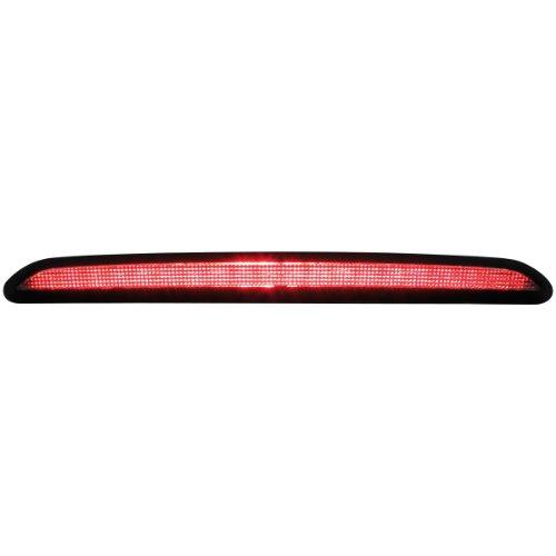 Dectane BLV02TB LED Bremsleuchte, Schwarz