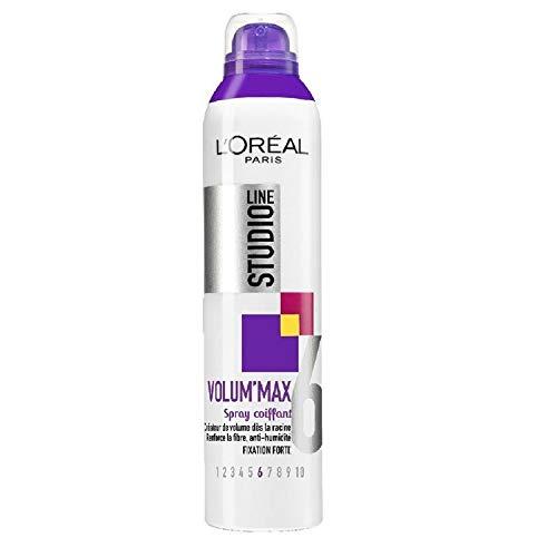 STUDIO LINE - Spray Volume Max 300Ml