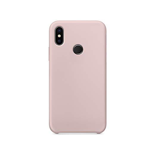 Funda Xiaomi Mi 8 SE Xiaomi Mi 8 Teléfono Móvil Silicona Bumper Case y Flexible Resistente Ultra Slim Anti-Rasguño Protectora Caso para Xiaomi Mi 8 (10, Xiaomi Mi 8)