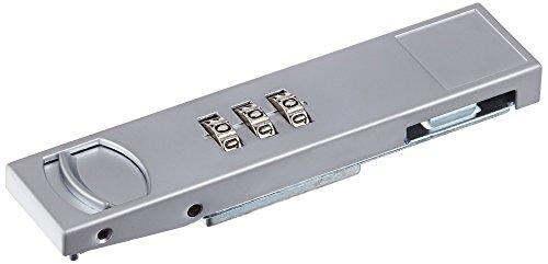 Preisvergleich Produktbild Parat 900044999 Zahlenschloss-Set für Werkzeugkoffer in silber
