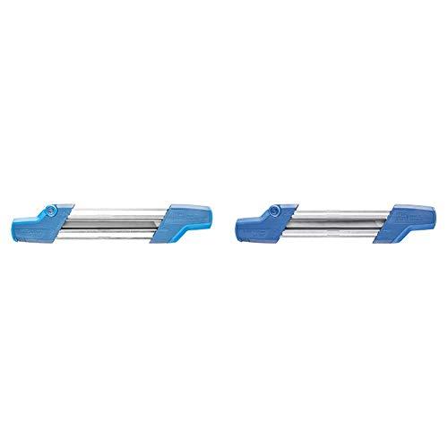 PFERD Kettensägeschärfgerät Chain Sharp CS-X, Feilen-ø 4,0 mm, 11098040 & Kettensägeschärfgerät Chain Sharp CS-X, Feilen-ø 4,8 mm, 11098048 – Sägezahn und Tiefenbegrenzer