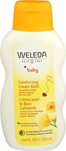 Baño de Weleda con e x tractos naturales de Caléndula 200 ml