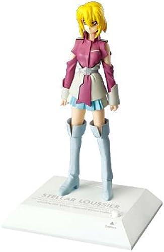 Gundam Seed Destiny Voice I-Doll Stellar Loussier Action Figure (japan import)