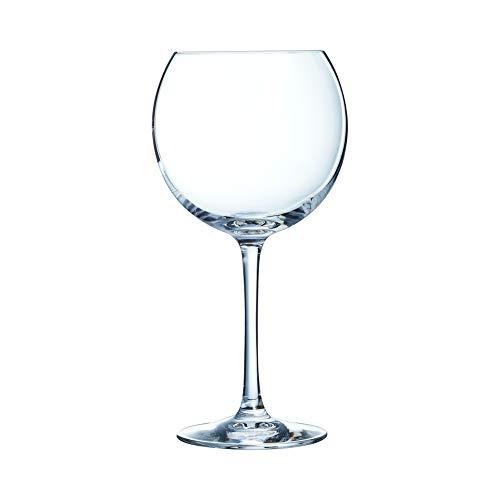 Chef & Sommelier ARC 47026 Cabernet Ballon Weinglas, 580ml, Krysta Kristallglas, transparent, 6 Stück