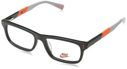 Nike NIKE 5535 068 -48 -14 -130 Nike Brillengestelle NIKE 5535 068 -48 -14 -130 Rechteckig Brillengestelle 48, Orange