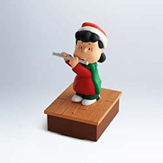 Hallmark Keepsakes - 2011 Lucy - Wireless Peanuts Band - by Hallmark - XKT1002