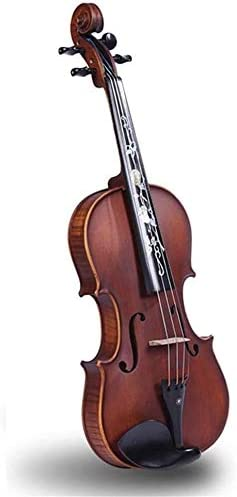 LIRONGXILY Acoustic Animer and price revision Violin Fiddle Limited time for free shipping Handmade Beginner Hand-