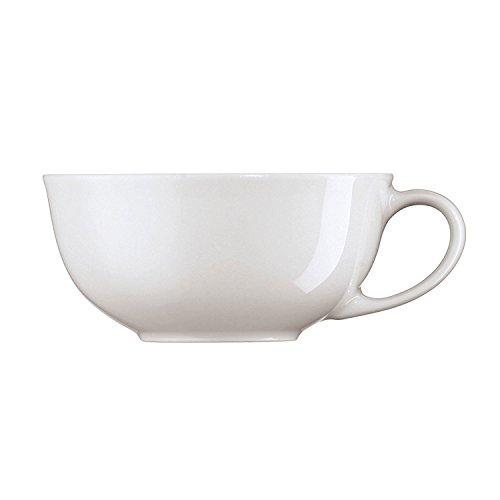 Arzberg 41382-800001-14642 Form 1382 Tee-Obertasse - Teetasse - Porzellan - weiß