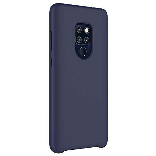 Riyeri Funda Huawei Mate 20 Ultra-Delgado Anti-Arañazos Funda Protectora Silicone Cover Funda Estuche Resistente para Huawei Mate 20 Pro (1, Huawei Mate 20)