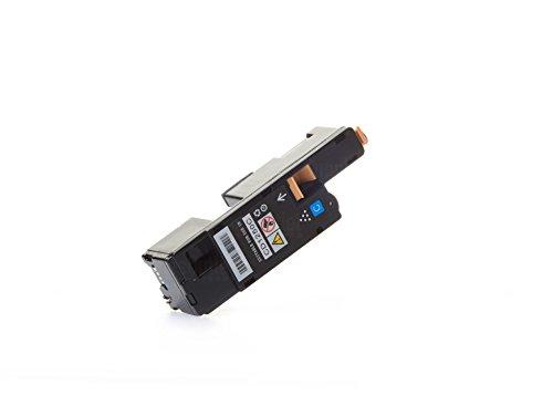 SuppliesOutlet Dell 331-0723 Compatible Toner Cartridge - Cyan - [1 Pack] For Color Laser 1250C Color Laser 1350CNW Color Laser 1355CN Color Laser 1355CNW Color Laser 1755NF