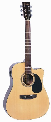 Encore CEA255OFT Guitarra acústica - color natural