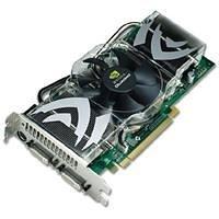 Fujitsu Siemens FSC nVidia Quadro FX 4500 Grafikkarte PCI-Express x16, 512 MB DDR3 RAM, 1x Stereo, 2x DVI-I ports