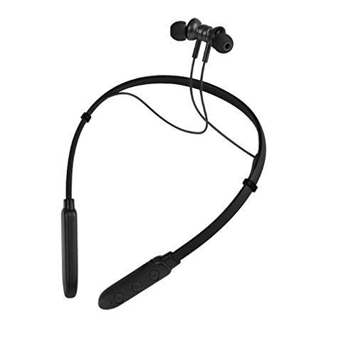 OPAKY Mode Kleiner Halfter Bluetooth Sport Kopfhörer Metall Ohr Shell, für iPhone, iPad, Samsung, Huawei,Tablet usw