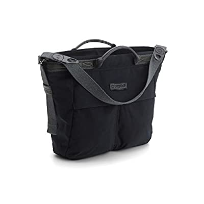 Bugaboo Changing Bag - Deep Blue - Convenient and Stylish Diaper Bag to Carry All of Your Essentials - Easily attaches to Bee5, Cameleon3, Fox and Buffalo Strollers, Deep Blue