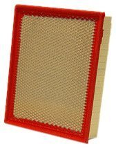 WIX Filters - 42487 Air Filter Panel, Pack of 1