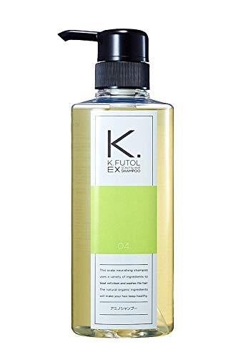 ケフトルEXアミノシャンプー 500ml(k.futol EX)/頭皮のためのスカルプシャンプー、メンズ、男性、女性に...