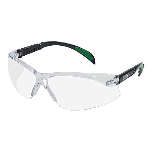 MSa Safety 10145571spettacolo, Blockz, trasparente, Sightgard, 12x