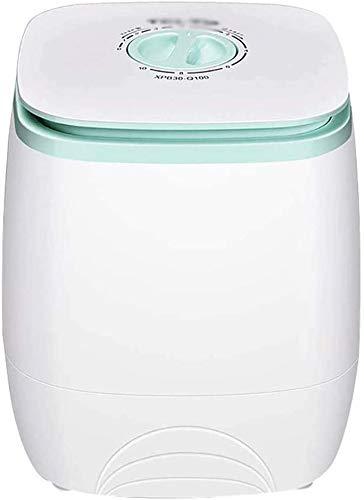 Wasmachines Portable Compact Mini Single-disc Wasmachine Met Wassen en roteren, vaatwasser tabbladen jilisay