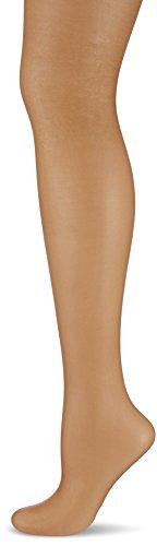 Dim Teint De Soleil Ventre Plat Collants Femme, Orange (Marron Terracotta), Small (Taille fabricant: 2)