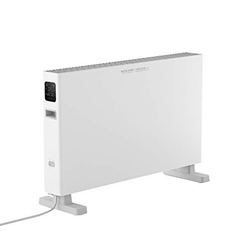 Electric heater Control Remoto de Doble Silencio, calefacción por convección, calefacción eléctrica por inducción, protección de Seguridad