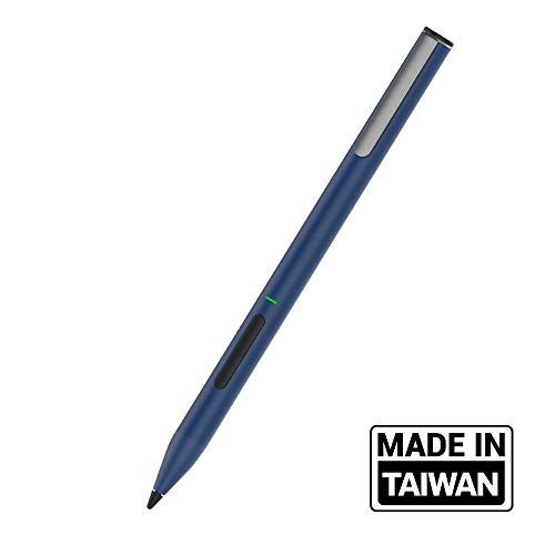 adonit Ink lápiz Digital Azul - Lápiz para Tablet (Azul, Tableta, Microsoft, 80 h)