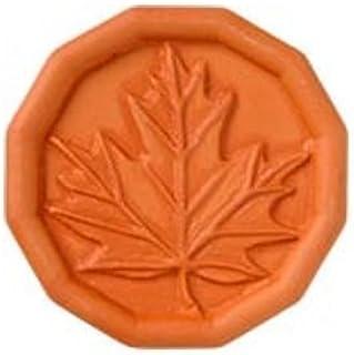 JBK Pottery Brown Sugar Softener - Maple Leaf
