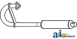A&I - Vertical Exhaust Assembly (W/ 3 CYL PERKINS GAS & DIESEL ENGINES). PART...