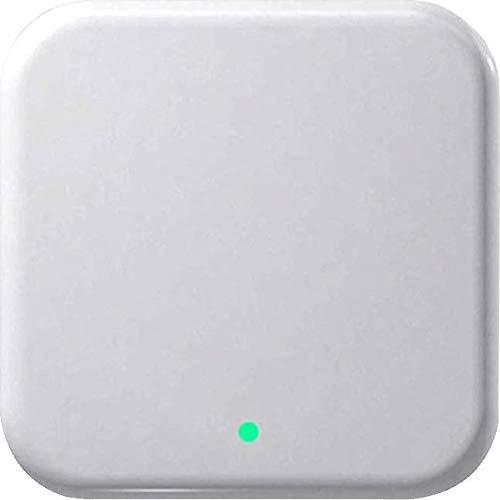 SOREX SMART WiFi elektronisches Türschloss – Bluetooth Türbeschlag mit Zahlencode, RFID & Handy für Fernöffnung, WLAN Türgriff – Lock, inkl. deutschem Support (Gateway für Fernöffnung)