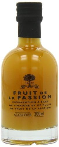 A L'Olivier Fruchtessig mit Passionsfrucht