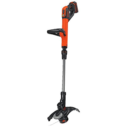 BLACK+DECKER 20V MAX String Trimmer, 2-Speed, 12-Inch (LST522)
