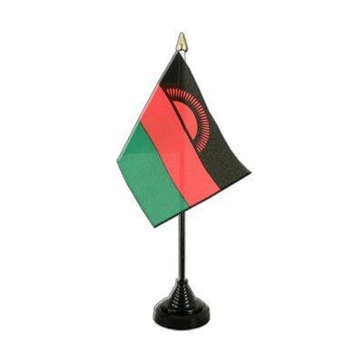MaxFlags® drapeau de table Malawi 10x15cm