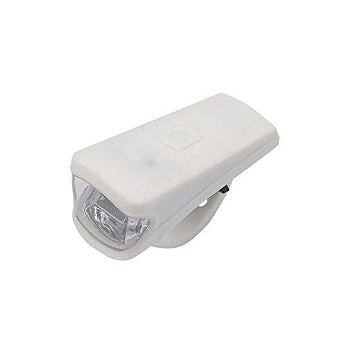 Innovation ey Fietslamp, USB-licht, led-koplamp, siliconen oplaadbaar, veiligheidslicht voor fiets