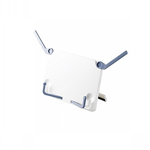 Portable Sheet Music Stand Multifunction Reading Stand Foldable and Adjustable Holder