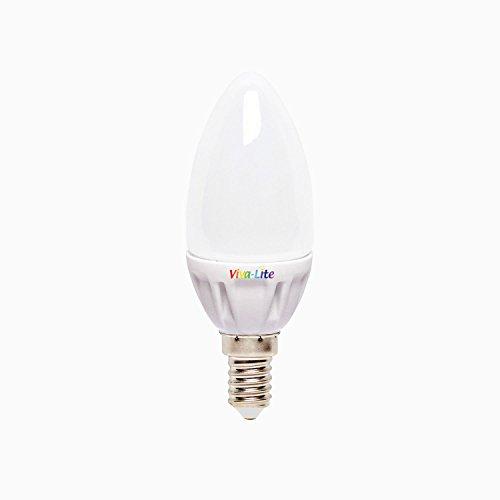 Lumière du jour LED 'Viva-Lite®', spectre complet avec douille E14.