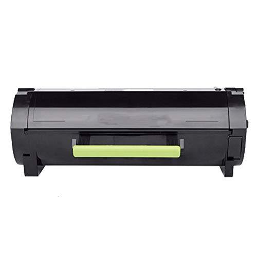 Cartucho de tóner negro para impresora láser, cartucho de tóner para el hogar o la oficina, cartucho de tóner de alto volumen, Lexmark MS421dw / MS521dn / MX521ade / MX622ade / MS621dn / MS622de /