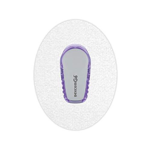 Fixierung für Dexcom G6 Sensoren - original Fixomull stretch - Tapes Pflaster Patches - 6160-v1-2 Größe 30 Stück