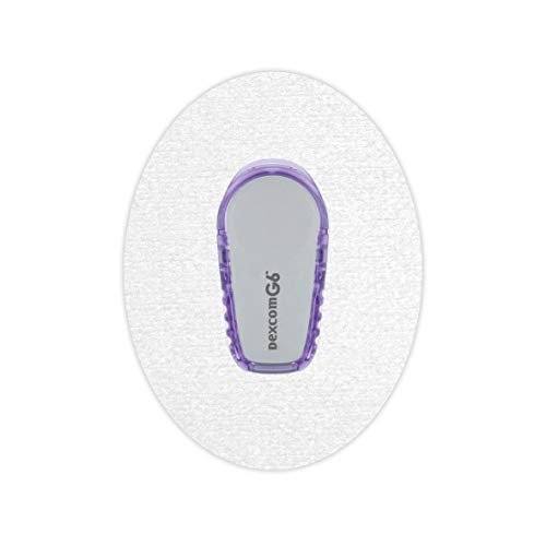 Fixierung für Dexcom G6 Sensoren - original Fixomull stretch - Tapes Pflaster Patches - 6160-v1-2 Größe 20 Stück